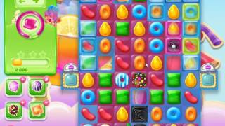 Candy Crush Jelly Saga Level 831 - NO BOOSTERS (FREE2PLAY-VERSION)