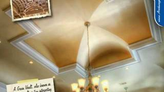Archways & Ceilings Photo Book (Groin Vaults, Dome Ceilings, Barrel Vaults & Cove Ceilings)