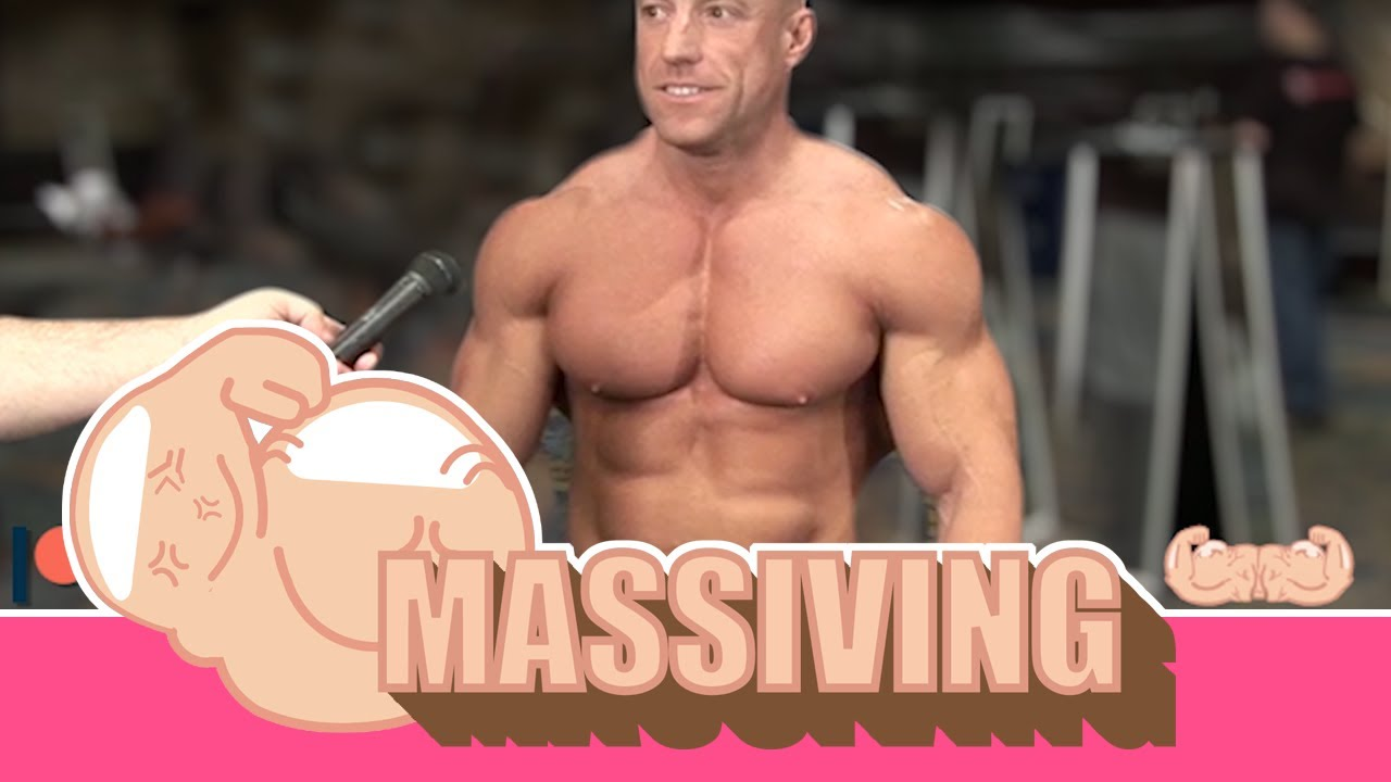 [MUSCLE GROWTH] Senior champion interview.
