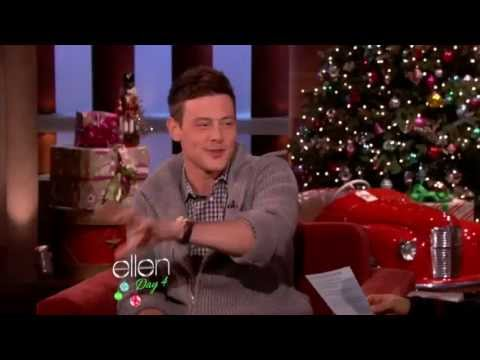 Cory Monteith 'Lea and I Are Dating'! Subtitles