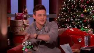 Cory Monteith 'Lea and I Are Dating'! (Subtitles)
