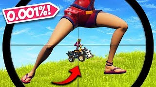 *1 IN 1 BILLION* ACCIDENTAL SHOT! - Fortnite Funny Fails and WTF Moments! #468