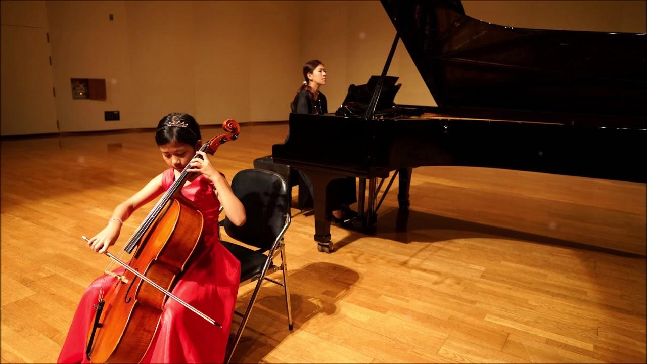 品樂[就是愛]音樂會 ~ Julius Klengel : Concertino No 1 in C major Op 7