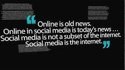 Famous Social Media Quotes