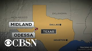 Mutliple people injured in shootings in West Texas