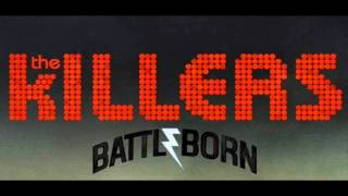 "The Killers - ""Battle Born (Instrumental)"""