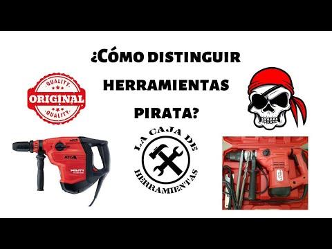 El único método para detectar heramientas pirata