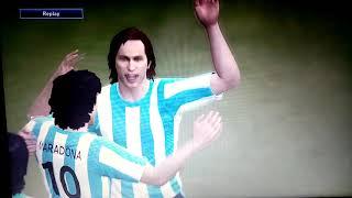 Italia Argentina sfida amichevole (ritorno)