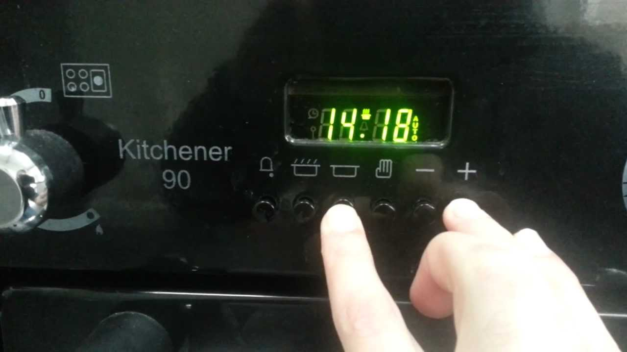 maxresdefault rangemaster kitchener programming the cooking timer youtube rangemaster 110 clock wiring diagram at bayanpartner.co