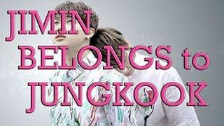 Jimin belongs to Jungkook #2 / BTS Jikook (KookMin) 2017