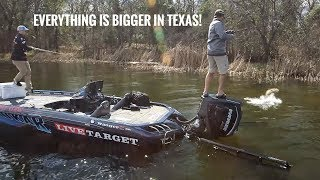 Video Everything is Bigger in TEXAS - Lake Monticello Texas Pt.2 SMC 13:13 download MP3, 3GP, MP4, WEBM, AVI, FLV April 2018