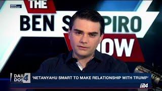 Baixar Ben Shapiro on i24NEWS (full interview)