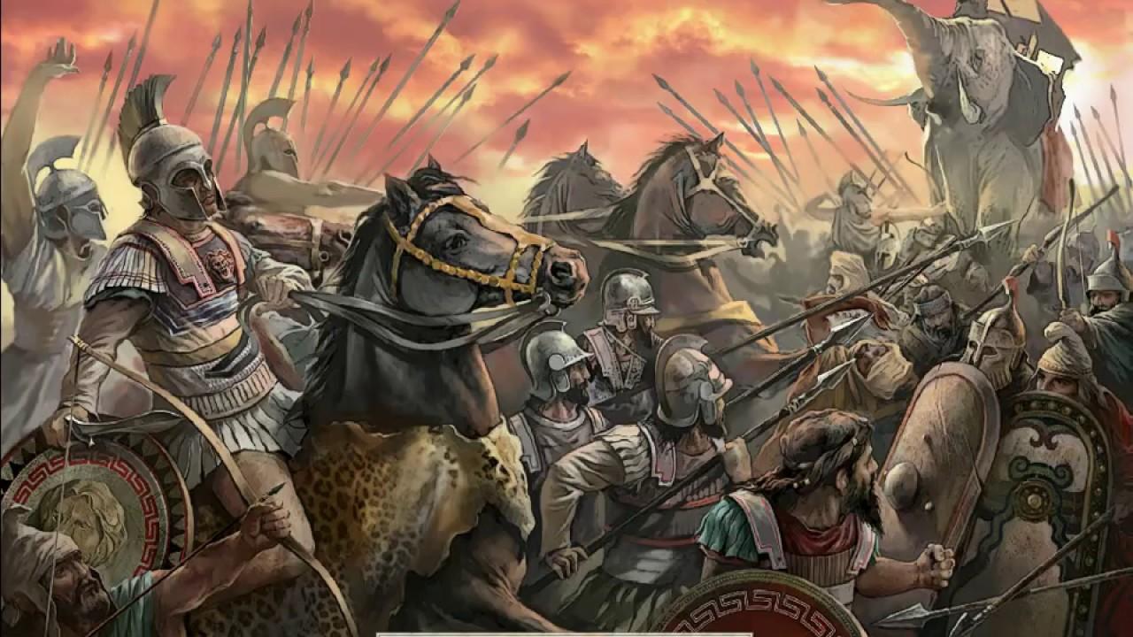 Битвы александра македонского картинки ркф данная