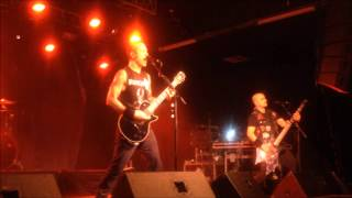 Trivium Arena Hall Krasnodar 4.06.2014 Down From The Sky