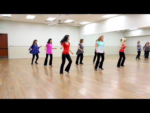 Call Me When It's Over - Line Dance (Dance & Teach in English & 中文)