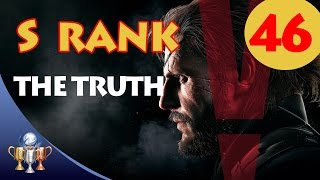 Скачать Metal Gear Solid V The Phantom Pain How To Unlock Mission 46 The Man Who Sold The World S RANK