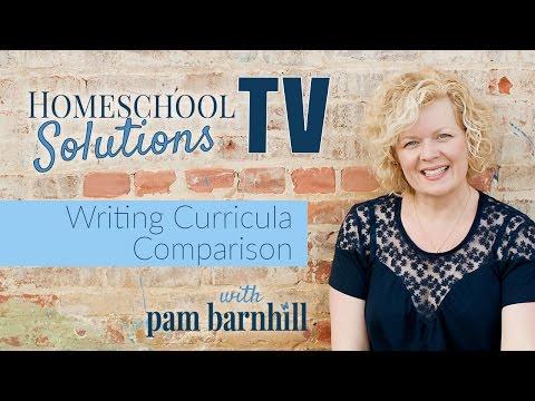 Homeschool Writing Curricula Comparison
