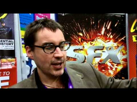 Toby Whithouse On Doctor Who