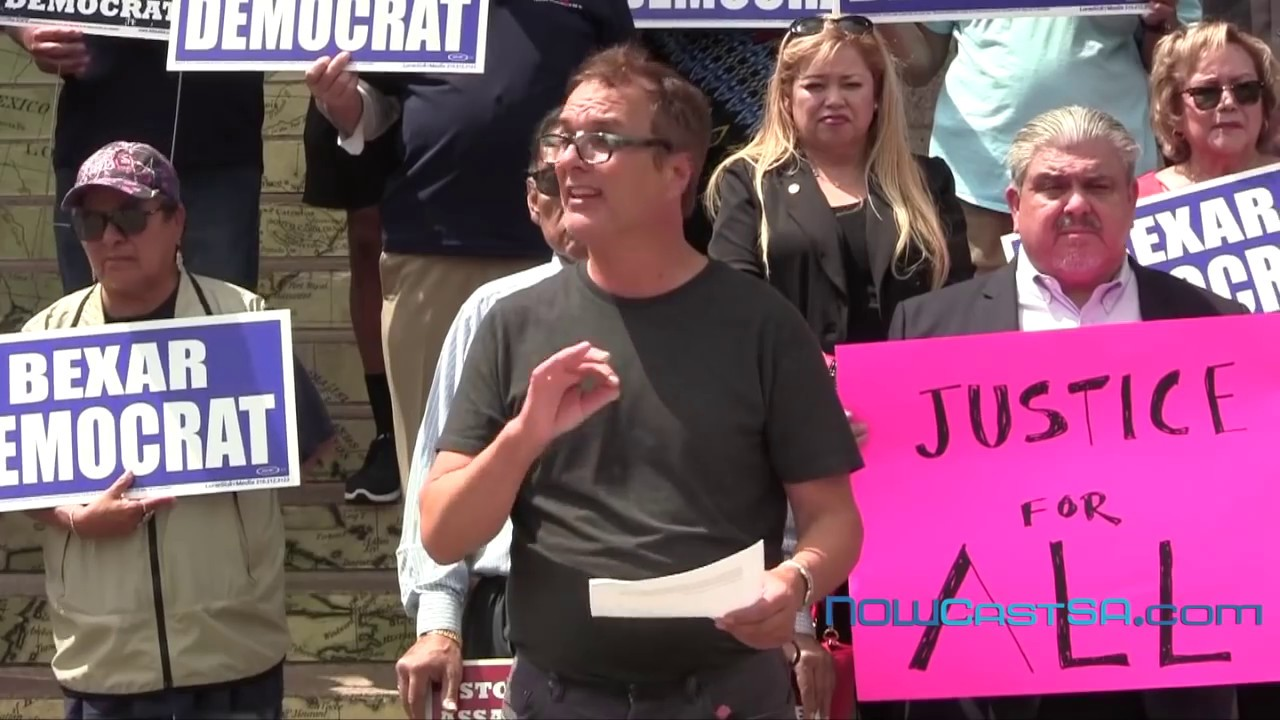 Attorney for Dismissed Bexar County Democratic Party