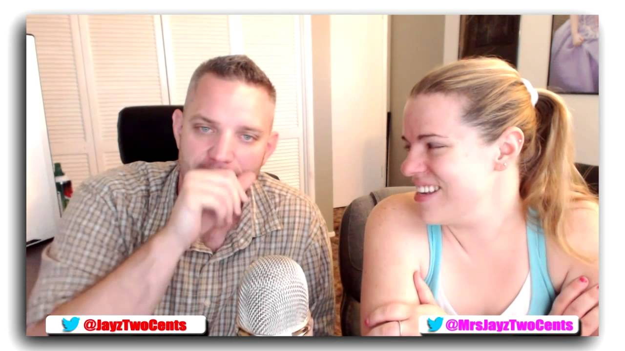 JayzTwoCents with cheerful, Wife Unknown