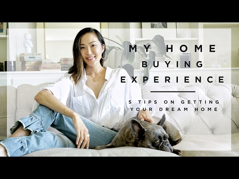 My Home Buying Experience | 5 Tips on Getting Your Dream Home | Chriselle Lim