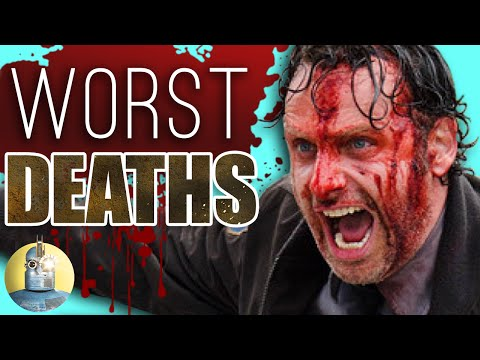 8 Terrible Deaths From The Walking Dead Cinematica