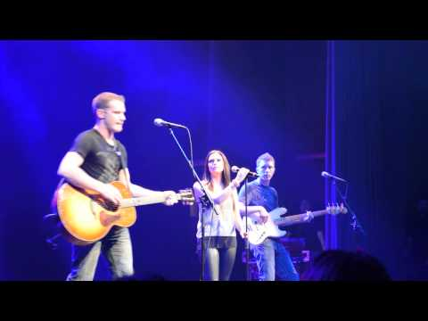 "Open Sky ""Holding Too Tight"" clip (CD Launch, Algonquin Commons Theatre, March 2013)"