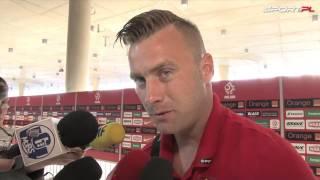 Polska-Litwa 2:1. Boruc: O obronę proszę pytać trenera [Sport.pl]
