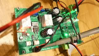 Arduino antenna rotor controller