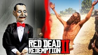Secret Characters in Red Dead Redemption 2