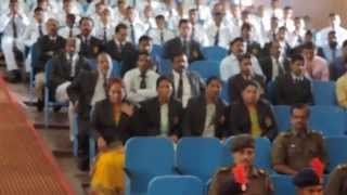 Sainik School Bijapur, Investiture, 9 June 2015,Vij,Wod,Rsk,School Appointments