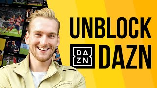 📺 How to Unblock DAZN From Anywhere 🔥 Works 100% of the Time screenshot 4