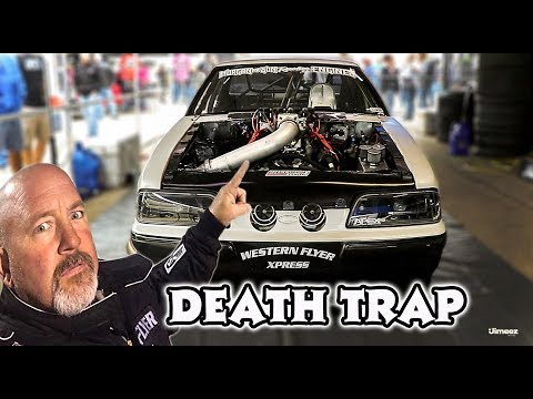 THE DEATH TRAP! CHUCK SENDS IT! OUTS DRAGULA, DOMINATOR,BOOSTED EGO! MEGALODON GETS LUCKY! RT66!