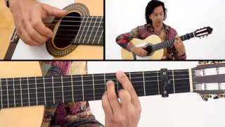 Magic Gypsy - #4 B Minor - Guitar Lesson - Tierra Negra