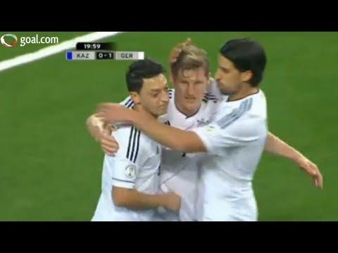 Kazakhstan Vs Germany Highlights
