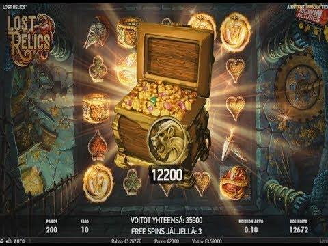 Spiele Lost Relics - Video Slots Online