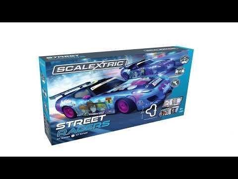 Scalextric – Street Racers Set!