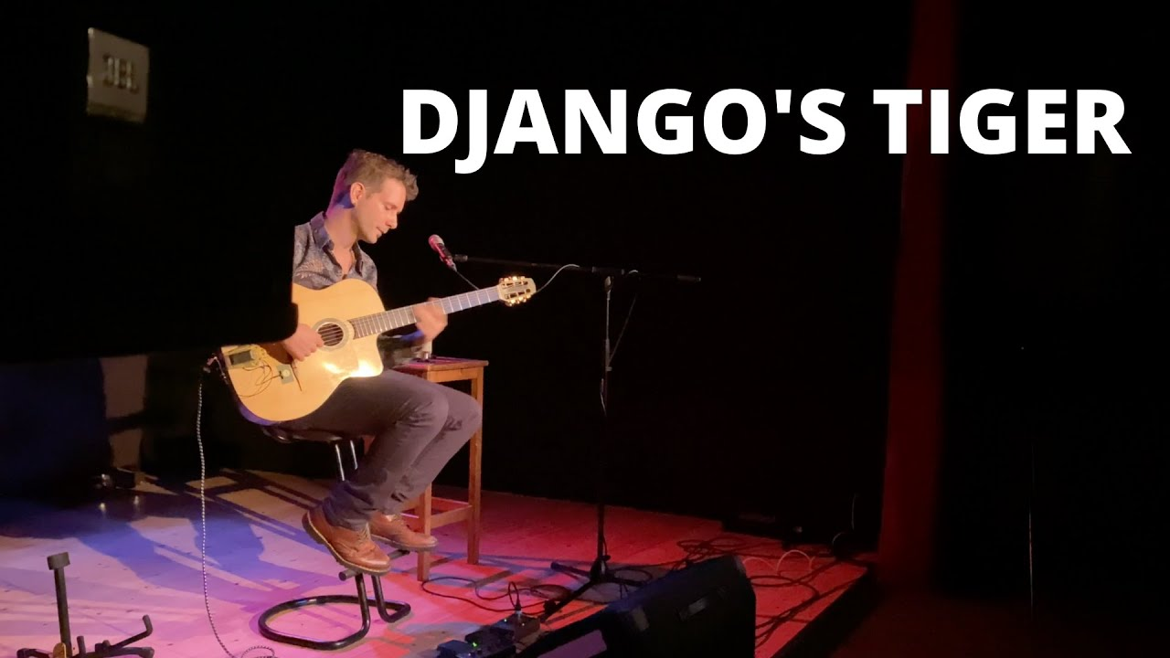 Django's Tiger - Live at Zimmer16, Berlin