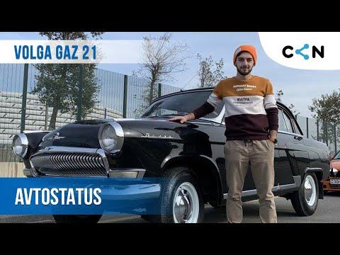 Belə Mexanika Korobka Görməmişəm | Volga Gaz 21| AvtoStatus #38