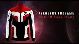 [UNBOXING]AVENGERS EndGame Quantum Realm Jacket by TheSouledStore
