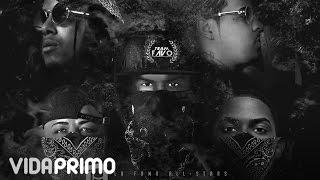 "Jamby ""El Favo"" - De Negro (Remix) ft. Mike Towers X Ñejo X Lito Kirino X Tali  [Official Audio]"