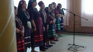 Хор Албанцев в Украине
