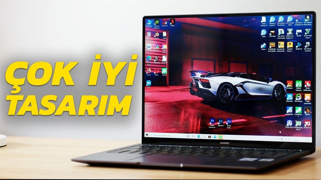 Huawei'in en iyi dizüstü bilgisayarı |MateBook X Pro incelemesi