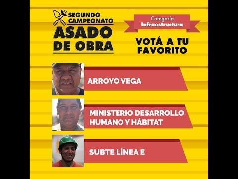 "<h3 class=""list-group-item-title"">2do Campeonato de Asado de Obra - Equipos Arroyo Vega, Ministerio de Desarrollo Humano y Subte E</h3>"