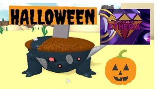HOW TO COMPLETE HALLOWEEN EVENT IN MONSTERS OF ETHERIA. | Roblox|