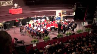 Brighouse and Rastrick Band - Breath Of Souls National Brass Band Championships 2011