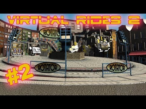 [Virtual Rides 2] Let's Play #2 - Rotator/Dance Machine