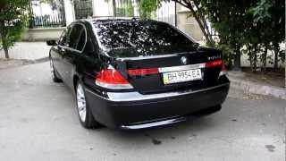 ПРОКАТ АВТО BMW 745 black в Одессе - +38 048 700 3 999 (24 часа)(, 2012-08-22T10:01:02.000Z)