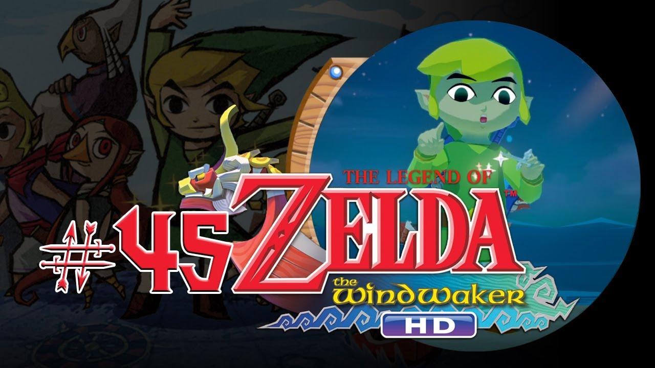 Zelda Wind Waker Karte.The Legend Of Zelda The Wind Waker Hd 45 Letzte Karte