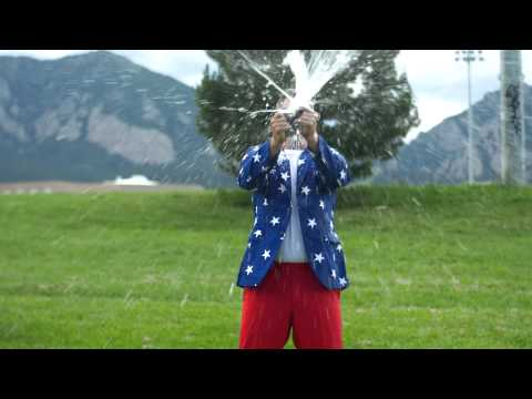 The Merican Gentleman America Flag Dress Suit | 24 Ounces Later